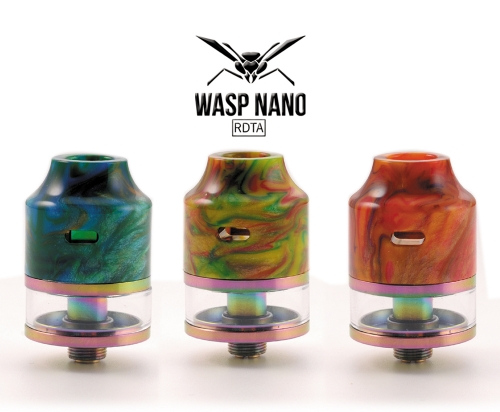 Wasp Nano RDTA resin version